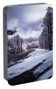 The Road To Snow Portable Battery Charger