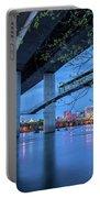 The Robert E Lee Bridge Portable Battery Charger