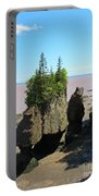 The Rocks At Hopewell Cape Portable Battery Charger