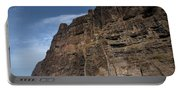 The Rocks Of Los Gigantes 1 Portable Battery Charger