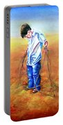 The Roping Lesson Portable Battery Charger