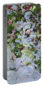 The Roses Portable Battery Charger