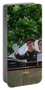 The Royal Wedding Harry Meghan Portable Battery Charger