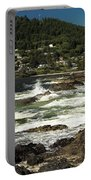 The Rugged Beauty Of The Oregon Coast - 1 Portable Battery Charger