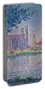 The Seine At Mantes, By Paul Signac, 1899-1900, Kroller-muller M Portable Battery Charger