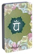 The Seven Chakras Portable Battery Charger