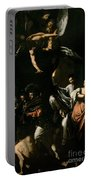 The Seven Works Of Mercy Portable Battery Charger
