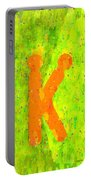 The Sexy K  - Orange -  - Pa Portable Battery Charger
