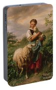 The Shepherdess Portable Battery Charger