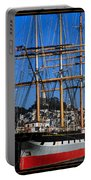 The Ship Balclutha Portable Battery Charger