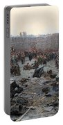 The Siege Of Sevastopol Portable Battery Charger