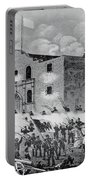 The Siege Of The Alamo Portable Battery Charger