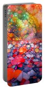 The Simple Dreams Of Fallen Leaves Portable Battery Charger