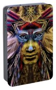 The Sioux Spirit - The Plumed Lion Portable Battery Charger