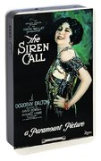 The Siren Call Portable Battery Charger