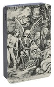 The Skeletons Portable Battery Charger