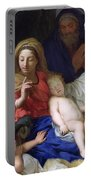 The Sleeping Christ Portable Battery Charger