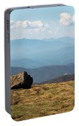 The Smokies From Roan Mountain I Portable Battery Charger