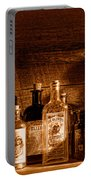 The Snake Oil Shop - Sepia Portable Battery Charger