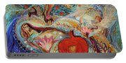 The Song Of Songs. Night Portable Battery Charger