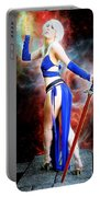 The Sorceress And The Sword Portable Battery Charger