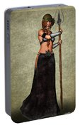 The Sorceress Mage Portable Battery Charger