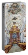 Lucerne's Jesuit Church  Portable Battery Charger