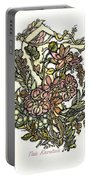 The Soul Of Wildflowers Portable Battery Charger