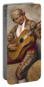 The Spanish Guitarist Portable Battery Charger