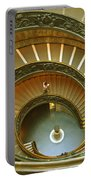 The Spiral Staircase Portable Battery Charger