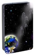 The Spiritual  Journey  Portable Battery Charger