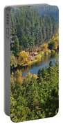 The Spokane River  Portable Battery Charger