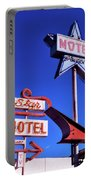 The Star Motel Portable Battery Charger