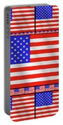 The Stars And Stripes 2 Portable Battery Charger