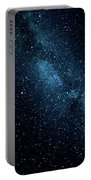The Stars At Tuttle Creek, Lone Pine, Ca, Usa, September, 2016 Portable Battery Charger