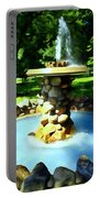 The Stone Fountain Portable Battery Charger