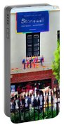 The Stonewall Inn National Monument Portable Battery Charger