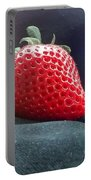 The Strawberry Portrait Portable Battery Charger