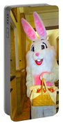 The St.regis Easter Bunny Portable Battery Charger