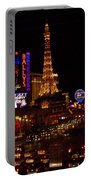 The Strip At Night 2 Portable Battery Charger