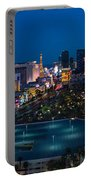 The Strip Las Vegas Portable Battery Charger