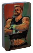 The Strongman Portable Battery Charger