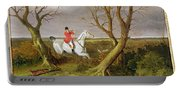 The Suffolk Hunt - Gone Away Portable Battery Charger