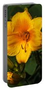 The Summer Blooms Portable Battery Charger