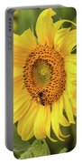 The Sunflower Portable Battery Charger