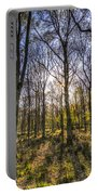 The Sunset Forest Portable Battery Charger