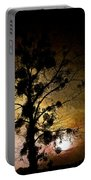 The Sunset Tree Portable Battery Charger