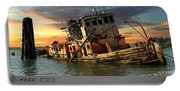 The Sunset Years Of The Mary D. Hume Portable Battery Charger