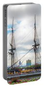 The Tall Ship Hermione - Philadelphia Pa Portable Battery Charger
