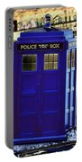 The Tardis Portable Battery Charger